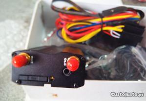 GPS e rastreador para carros,motos e caminhoes