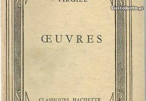 VIRGILE - Oeuvres (Hachette)
