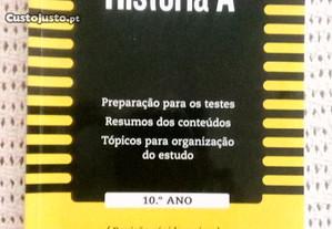 História A 10ºano resumos - como novo
