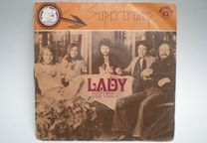 Single vinil Supertramp Lady música 1975