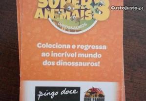 Cartas Super Animais 3