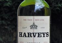 Whisky Harveys Special, The Thin Red Line - 60´s