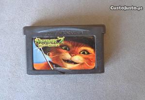 Jogo Game Boy Advance - Shrek 2Beg For Mercy!