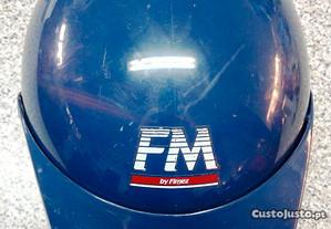 Capacete FM