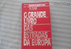 O Grande Livro das Estradas da Europa (SRD)
