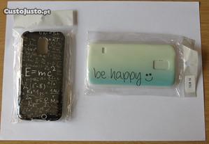 2 capas para Samsung Galaxy S5 Mini