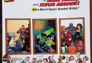 Fanboy, de Sergio Aragones, DC comics