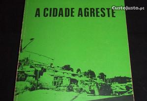 Livro Cidade Agreste Mário Furtado 1ª ed. autograf