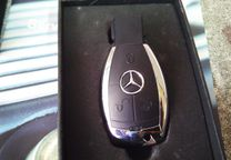 Pen drive de 8gb chaves mercedes