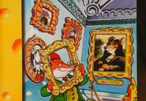 Geronimo Stilton - O sorriso de mona ratisa 8