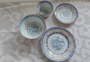 Porcelanas chinesas