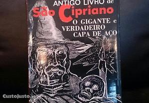 Antigo Livro de São Cipriano por N. A. Molina