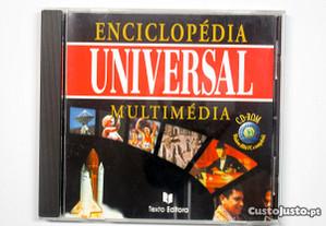 Enciclopédia Universal Multimédia Texto Ed (1996)
