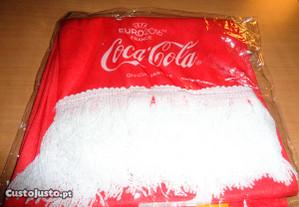 Cachecol Coca-Cola Uefa Euro 2016 France Of.Envio
