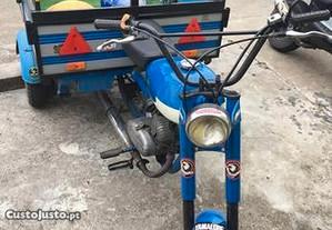 Motocarrinha Zundapp Excelente