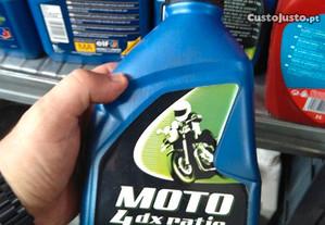 Oleo Moto 4dx ratio 20w50