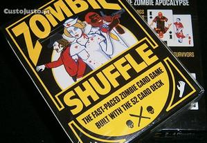 Baralho de Cartas Zombie Shuffle