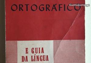 Livro Prontuário Ortográfico 1965
