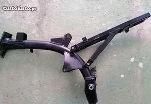Material pit bike