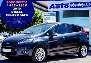 Ford Fiesta 1.4 Gasolina Manual - 10