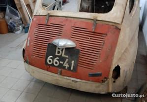 Fiat 600 Descapotavel