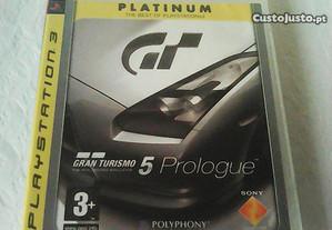 Jogo PS3 Gran Turismo 5