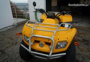 Bombardier 200 Rally ATV