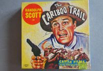 Filme Super 8 - The Cariboo Traill - Randolph Scot