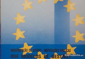 Modernização estado - Instituições Públicas