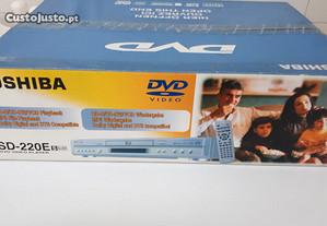 DVD Toshiba sd-220e