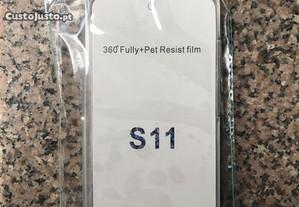 Capa de protecção completa 360º Samsung S20 Plus