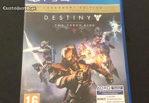 Destiny PS4 The Taken King