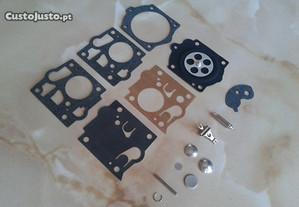 Kit carburador motosserra Mcculloch 10-10, 700 etc