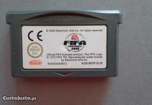 Jogo Game Boy Advance - Fifa Football 2005