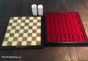 Jogo de xadrez-