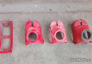 plasticos da frente kreidler florett
