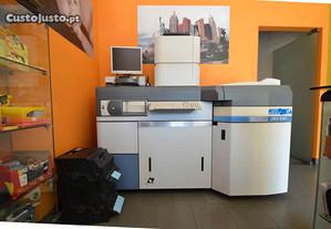 Laboratório fotográfico 3 magazines de papel