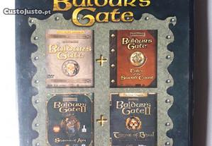 [PC] Baldur's Gate - Coleção Integral