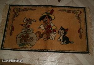 Dois tapetes para quarto de criança 1,05 m x 55 cm