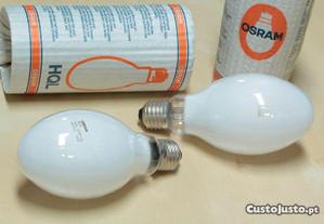 Osram hql (mbf-u) 80w, lâmpada de vapor mercúrio