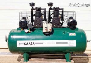 Compressor CIATA 500L T-500D 2 cabeças