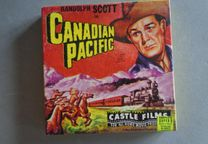 Filme Super 8 - Canadian Pacific - Randolph Scott