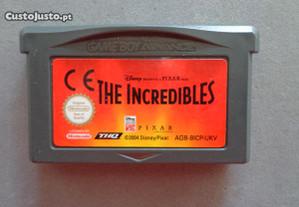 Jogo Game Boy Advance The Incredibles