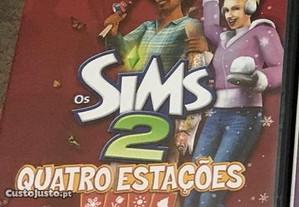 Jogo SIMS 2 - Quatro Estações novo