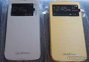 Flip Covers Samsung Galaxy Mega 6.3 - Envio Grátis