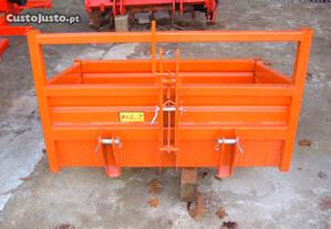 Caixa basculante para tractor