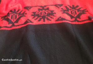 Camisolão de lã (feito à mão ) tamanho XXL