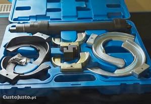Compressor de molas de suspensão tipo MacPherson