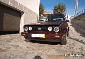 VW Golf 1.8 gti cabrio - 90
