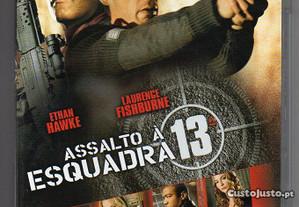 Assalto à Esquadra 13 - DVD novo